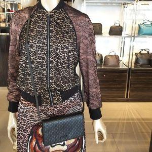Gucci Micro GG Guccissima (wallet and crossbody)